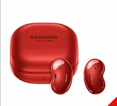Samsung Galaxy Buds Live SM-R180 Wireless Bluetooth Earphones ANC Speaker-Red image 1