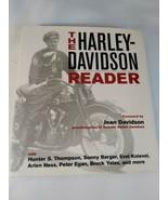 The Harley-Davidson Reader ~Foreword by Jean Davidson - $12.86