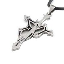 Korean Style Metal Jewelry Pendant Necklace Twelve Constellation Sagittarius