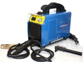 220V DC INVERTER 160AMP MMA ARC WELDING WELDER MACHINE 30A - 160A ROD ST... - $148.49