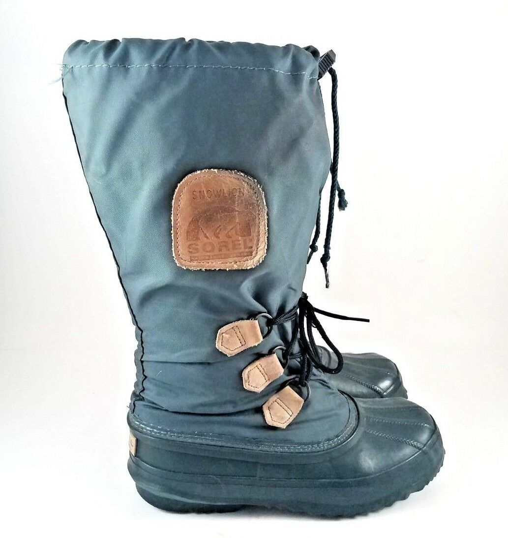 so cheap wholesale price so cheap Vintage Sorel Snowlion Kaufman 15