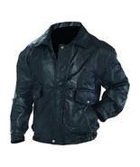 Napoline, Roman Rock, Design Genuine Leather Jacket, Black 5X - $43.71