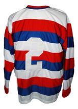 Any Name Number Regina Capitals Caps Retro Hockey Jersey 1920 New Any Size image 2