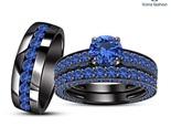Round cut diamond wedding ring set in 14k white gold fdens1255roangle5 nl wg thumb155 crop