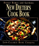 Better Home and Gardens New Dieter's Cook Book Hard Cover - $4.00