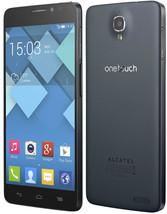 "Alcatel One Touch Idol X | 5"" 6040A (GSM UNLOCKED) Smartphone | Slate"