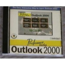 Professor Teaches Outlook 2000 [CD] - $4.99
