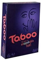 Taboo Board Game Taboo - $22.64