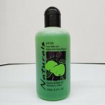 Vintage 1994 AVON Naturals Foam Bath with Apple & Clover Blossom, 8.4 Ounces - $12.99