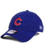 Chicago Cubs New Era 9Twenty MLB World Series Baseball Cap Dad Hat - $20.85