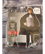 Fang Vampire Halloween costume Black Size Large 12-14 Costumes USA - $9.80