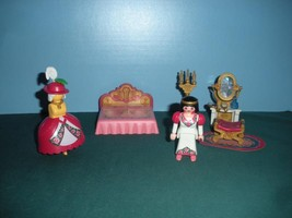 Vtg. Playmobil Magic Princess Castle #4253 Royal Bedroom Complete/EXC-EX... - $45.00