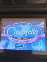 Nintendo Game Boy Advance GBA Disney's Cinderella: Magical dreams image 1