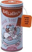 Bag Ladies Tea Thank You Tin, 25 Teabags of English Breakfast Tea