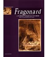 Fragonard Exhibition Art Catalog Paris Musee Petit Palais Paris 1992 - NEW - $39.95