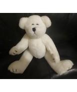 Ty Attic Treasures Peppermint White Bear NO TAG - $4.45