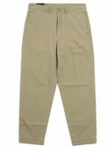 Polo Ralph Lauren Relaxed Fit Flat Front Chino Pants, Size 36X30, MSRP $148 - $66.61