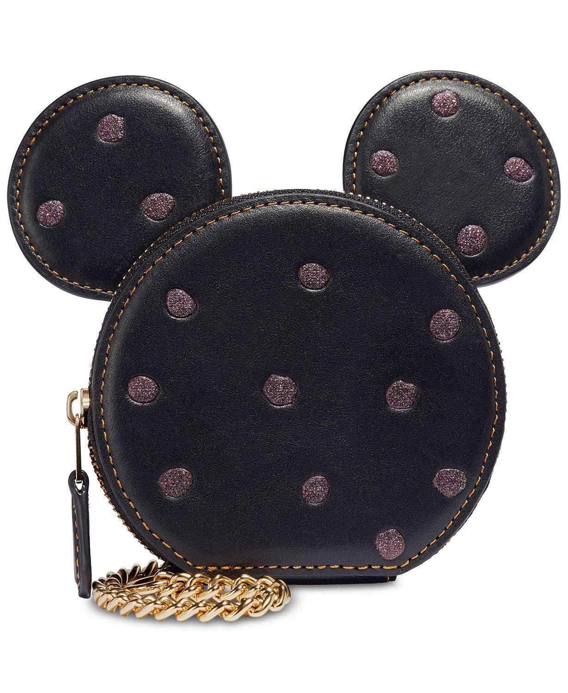 5c9f58a9f910 COACH Minnie Mouse Coin Case Bag Charm ~NIB~ and 50 similar items. 57