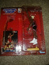 Starting Lineup 1998 Dennis Rodman NBA Chicago Bulls Blonde hair - $4.50