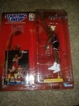 Starting Lineup 1998 Dennis Rodman NBA Chicago Bulls Blonde hair - $4.50