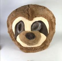 Lemur Mascot Head Mask Adult Size - £12.98 GBP