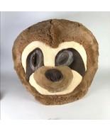 Lemur Mascot Head Mask Adult Size - $16.83
