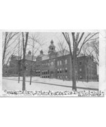 High School Little Falls New York Vintage 1906 Post Card - $5.00