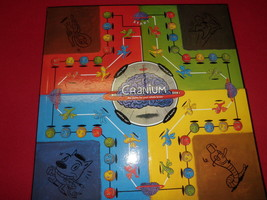 2008 Cranium Board Game Replacement Game Board ONLY - $20.56
