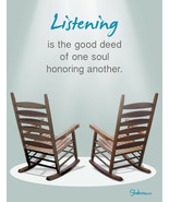 Unique Thank You Card for Listening & Being The... - $4.25