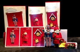 Hallmark Handcrafted Ornaments AA-191785 Collectible (4 Pieces ) image 4
