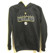 Pittsburgh Steelers Hoodie LG 14-16 Youth Pullover Sweatshirt NFL Team A... - $18.55