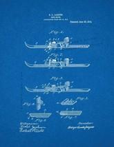 Skee-skate Patent Print - Blueprint - $7.95+