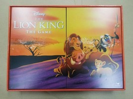 Disney Lion King Board Game - Deluxe Wooden Edition - NEW See Seller Notes - $23.36