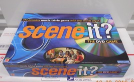 scene it? THE DVD GAME by Mattel - $9.50