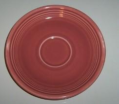 Fiestaware Old Rose Saucer ~VINTAGE ~ - $9.00