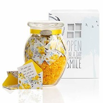 KindNotes Glass Keepsake Gift Jar with MOM Messages from Child to Mother... - $45.60