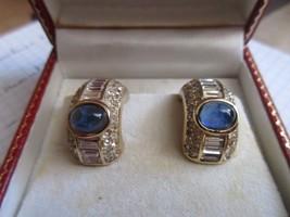 Christian Dior original vintage earrings - $225.00