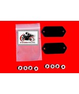 Suzuki DL650 V-Strom Exhaust Emissions Plate AIS Smog PAIR Block Off Kit - $17.17