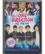 One Direction All for One DVD Limited Edition 2012 Harry Styles Made in ... - $9.70