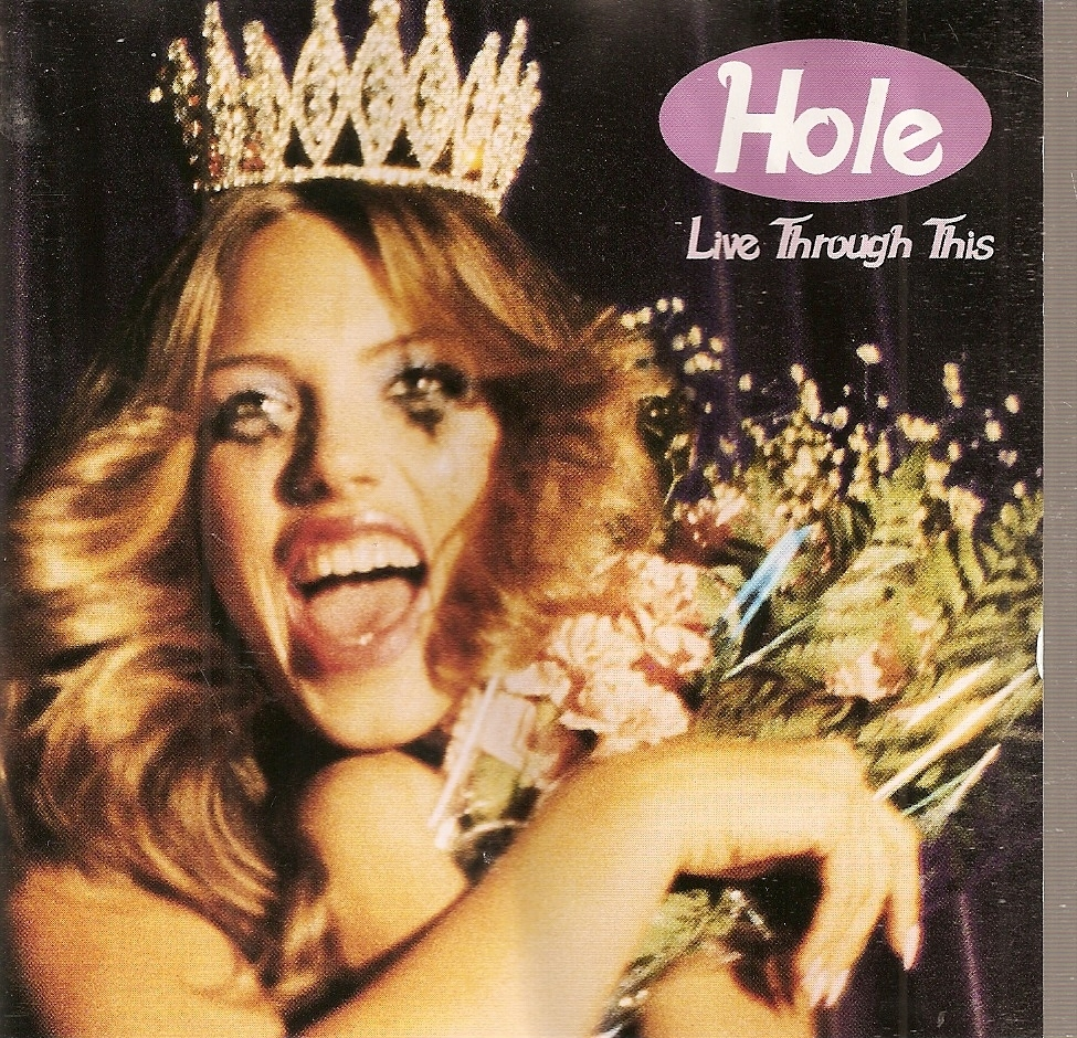 Primary image for CD--Live Through This by Hole
