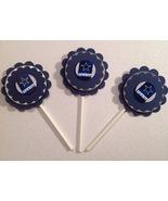 Nfl Dallas Cowboys Cupcake Topper party decor football birthday handmade... - $12.00