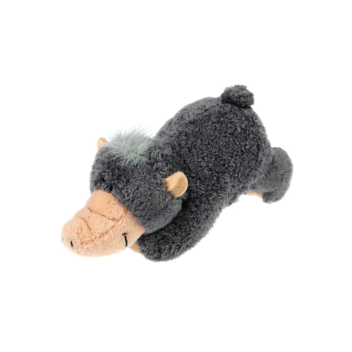 Primary image for MagNICI Mole Grey Stuffed Toy Animal Magnet in Paws 5 inches 12 cm