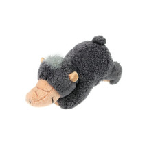 MagNICI Mole Grey Stuffed Toy Animal Magnet in Paws 5 inches 12 cm - $11.00