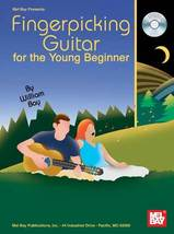 FIngerpicking Guitar For The Young Beginner/Boo... - $12.95