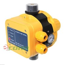 New Automatic Water Pump Pressure Controller Electronic Pressure Switch.145PSI - $49.49
