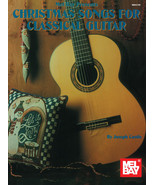 Christmas Songs For Classical Guitar/Easy Arran... - $7.99