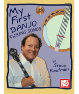 My First Banjo Picking Songs/Book w/CD Set  - $15.99