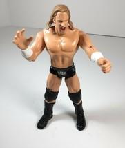 "1999 Titan Tron Live Jakks WWE Wrestling Action Figure 7"" HHH Triple H - $11.77"