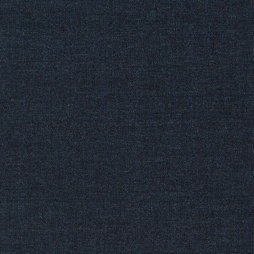 1.125 yards Maharam Upholstery Fabric Remix MCM Wool Dark Blue 465956–873 PZ