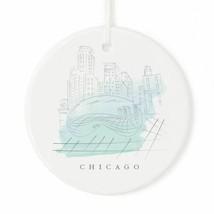 Chicago Christmas Ornament - $19.80